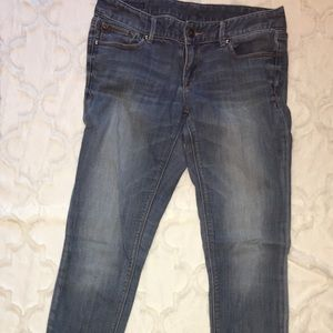 Express skinny jeans size 4R